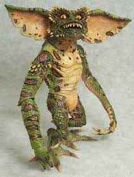 neca green gremlin re paint by mangrasshopper love horror part 8