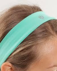 mint green headband lululemon headband i this thanks aliandersen i want i want