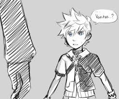 Kingdom Hearts Kink Meme - vanitas kh tumblr