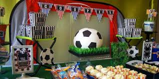 soccer party ideas kara s party ideas kickin soccer birthday party planning decor