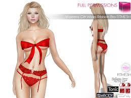 gift wrap ribbon second marketplace perm womens gift wrap ribbon bra