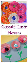how to make paper flowers using cupcake liners cupcake liners