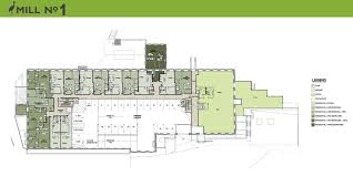 Florr Plans by View Office Floorplans Mill No 1 Mixed Use Development
