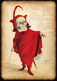 the antikamnia chemical company calendar 1898 the devil made me