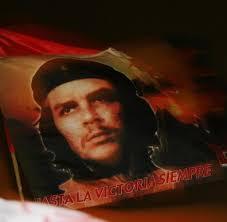 Che Guevara Flag Falscher Held Che Guevara Wollte Die Waffen In Blut Tauchen Welt
