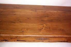 antique french oak trestle table for sale antiques com classifieds