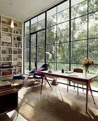 Home Office Design Modern Best 25 Glass Office Ideas On Pinterest Glass Office Partitions