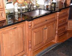 Kitchen Cabinets With Inset Doors Custom Kitchen With Beaded Inset Doors Kc Wood