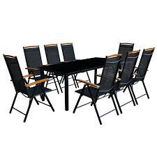 discount cast aluminum patio furniture patio ideas cast aluminum patio furniture cape town vidaxl 9 pcs