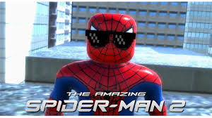 amazing spider man 2 roblox