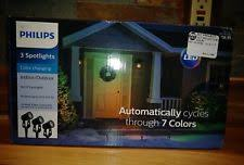 christmas spotlights philips projector christmas lights ebay