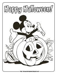 happy halloween images free printable halloween coloring pages happy halloween coloring pages