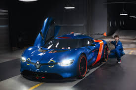 renault alpine vision concept new mid engine sports coupe coming the return of alpine cars