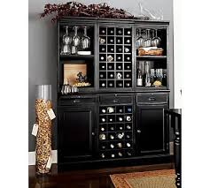 Modular Bar Cabinet 6 Modular Wall Unit 2 Wood Door Cabinet 1 Wine Grid Base