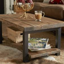 coffee tables attractive con pot ct reclaimed wood coffee table