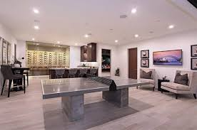 20 man cave finished basement designs you u0027ll totally envy home