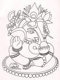 design patterns for paintings sketches ganesh durga u0026 lord