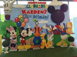 mickey mouse clubhouse styro backdrop mickey mouse party ideas