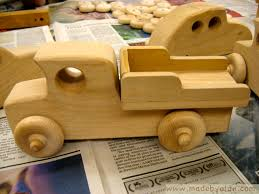 Making Wooden Toy Trucks by Making Wooden Toy Cars For Charity Made By Alan
