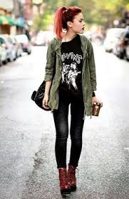 hipster girl how to do the street style punk look hipster girl outfits girl