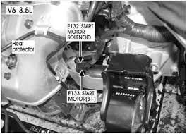 2003 hyundai santa fe radiator solved where is the starter located on a 2003 hyundai fixya