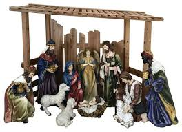 12 outdoor nativity traditional outdoor