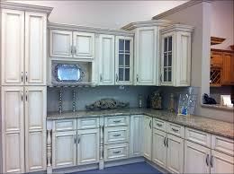 Red And White Kitchen Cabinets Kitchen White Cabinets Black Appliances Grey Stool Grey And