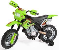 kids mini motocross 6v scrambler battery operated electric