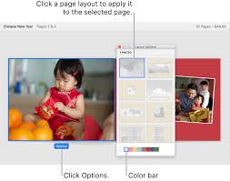 photo book pages arrange photos on a book page in photos on mac apple support