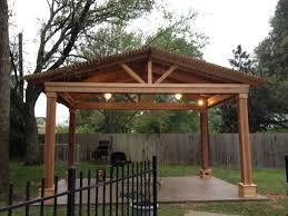 Houston Patio Builders Download Pergola Patio Cover Garden Design