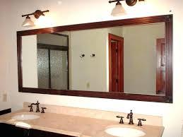 Mirrors For Bathroom Vanity Beveled Bathroom Vanity Mirror Powder Room Bevelled Mirror Marble