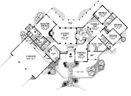 adobe style home plans love this layout kiddos on the other side of the house adobe