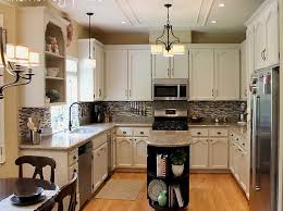 kitchen makeover ideas for small kitchen mesmerizing small kitchen makeovers ideas with brown floor and