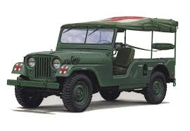jeep fc 170 jeep history in the 1950s