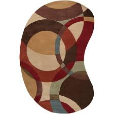 Area Rugs 6 X 10 Home Decorators Collection Sofia Brown 8 Ft X 10 Ft Area Rug
