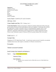 Sky Chef Jobs Culinary Cover Letter Gallery Cover Letter Ideas