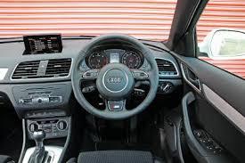 audi q3 quattro audi q3 review auto express