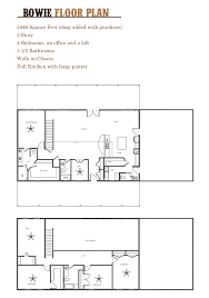 rectangle house plans one story tons of storage barndominium plans for sale bowie floor plan