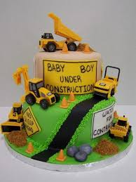 construction cake toppers 40 construction themed birthday party ideas hative