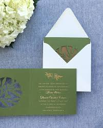 summer wedding invitations david s olive gold blush summer wedding