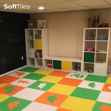 Basement Floor Mats Foam Mats For Basement Play Mats Softtiles