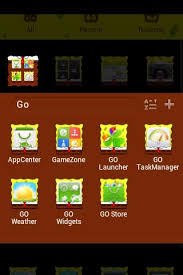 go launcher themes spongebob download spongebob go launcher ex theme apk 1 1 com gau go