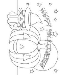 happy halloween coloring pages coloring pages print