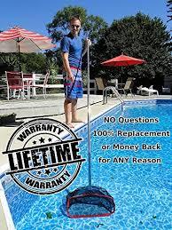 protuff pool leaf net u2013 100 forever guarantee covers any issue