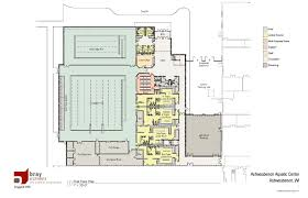 locker room floor plan ashwaubenon district community swimming pool