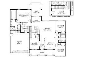 craftsman style open floor plans craftsman style house plans open floor plans archives