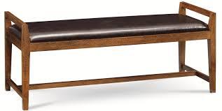 furniture bedroom furniture wood frames bench end then front bed