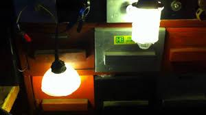 homemade 12 volt led emergency solar lights youtube