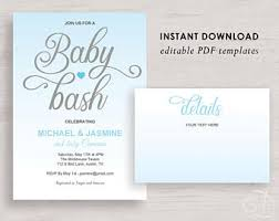 baby shower for couples couples baby shower invites etsy
