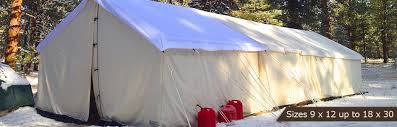 wall tent canvas wall tents custom wall tents from bravo manufacturing